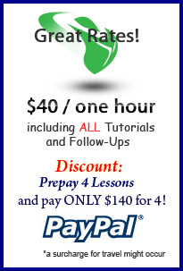 Private and Online Guitar Lessons Discount Pack