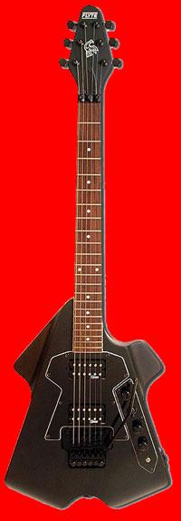 Burns Flyte Guitar for Shredmistress